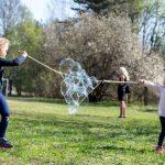 Muilo burbulai
