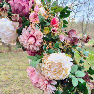 Gėlių sūpynės